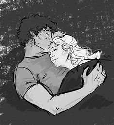 The 100 Cast, The 100 Show, Bellarke, Bellamy The 100, Percabeth, Cute Couple Drawings, Percy Jackson Fan Art, Percy And Annabeth, Poses References