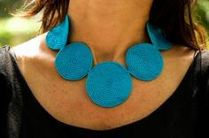 fulanas/ crochet earrings
