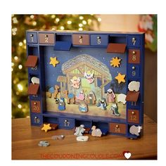 WOW! The Kurt Adler Nativity Advent Calendar is only $77.04 (regularly $125) What a great family tradition. The kids will love opening the doors and setting up their own Nativity!  Click the link below to get all of the details ► http://www.thecouponingcouple.com/kurt-adler-nativity-advent-calendar-only-77-04-shipped/  #Coupons #Couponing #CouponCommunity  Visit us at http://www.thecouponingcouple.com for more great posts!