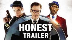 Honest Trailers - Kingsman: The Secret Service  Pinterest & Tumblr: aloraphernelia