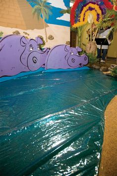 Hippo Set from Group Publishing Egypt® VBS 2016
