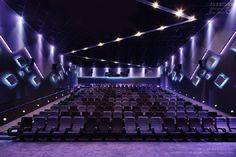 Jinyi Intl. Cinemas / ALEXCHOI Design & Partners / Shanghai