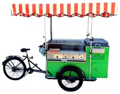 STREET FOOD BIKE QUADRA BASIC