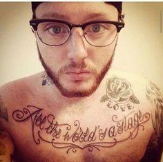 James Arthur Tattoo