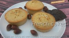 French cake called Gâteau Creusois. Perfect for a snack. Recipe on my blog.