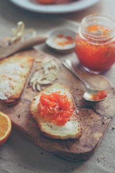 Carrot Marmalade Recipe