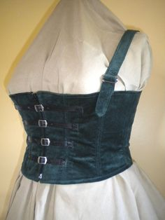 Steampunk Cosplay Bustier