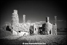 Ballyannan Castle Abandoned Ireland