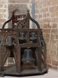 Ancient bells by spikeybwoy - Chris Kemp, via Flickr
