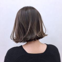 83 Hottest Bob Haircuts for Every Hair Type - Hairstyles Trends Bob Hairstyles For Fine Hair, Long Bob Haircuts, Hair Arrange, Ombre Hair Color, Hair Images, Hair Trends, Hair Goals, Hair Inspiration, My Hair