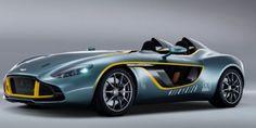Aston Martin festeggia i suoi primi 100 anni di storia e modelli e svela la nuova la CC100 Spider Concept di Aston Martin. http://www.sfilate.it/192056/aston-martin-festeggia-i-suoi-primi-100-anni-di-storia-e-modelli
