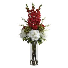 nearly natural Giant Mixed Floral Arrangement,