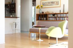 Heinz & Veronique's Mid-Century Home + Prefab Cabin + Studio