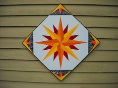 barn quilt sunflower - Google Search