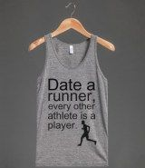 Date a Runner - T-Shirts, Tank Tops, Hoodies