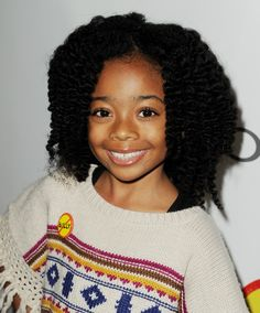 Fro Spotting: Adorable Skai Jackson   Black Girl with Long Hair
