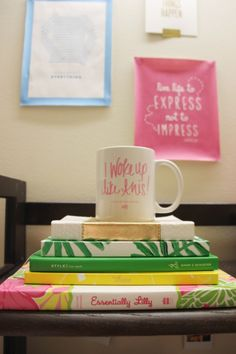 preppy coffe table books