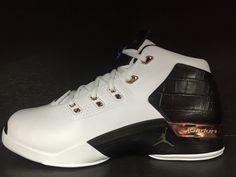Air Jordan 17 Retro 'Copper'