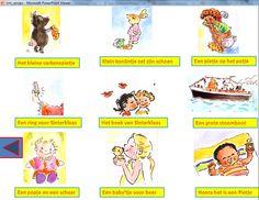 Digibord Sinterklaas: 9 verschillende Sinterklaasliedjes