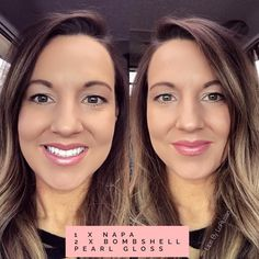Napa + Bombshell LipSense with Pearl Gloss   https://www.facebook.com/groups/1794879597432783/