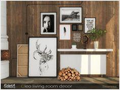 Severinka_'s Cleo living room decor