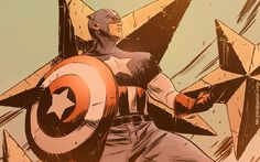 Captain America Wallpaper by mbreitweiser.deviantart.com on @deviantART #CaptainAmerica #Superheroes