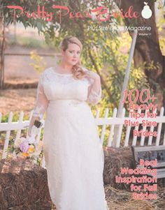 Curvy Bridal Shop | The Pretty Pear Bride - The World's Only Magazine for Plus Size Brides