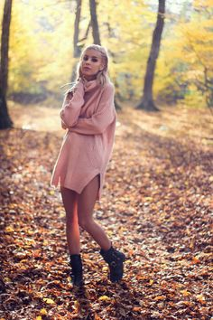 Alina Ceusan Personal Photo, Four Seasons, Editorial Fashion, High Neck Dress, Street Style, Lifestyle, Personal History, Sweaters, How To Wear