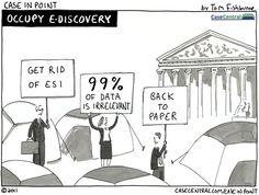 occupy eDiscovery