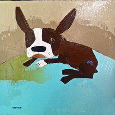 Trevor Mikula Paintings