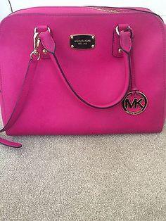 Michael-Kors-Pink-Handbag