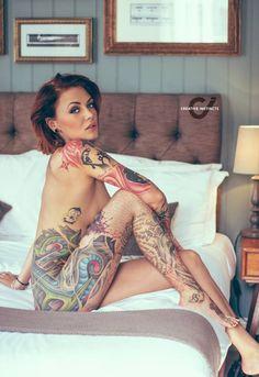 seksowne tatuaże lesbijek porno