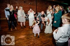 Dancing reception pictures at The Standard in downtown Knoxville by Amanda May Photos