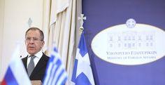 Στην Αθήνα σήμερα ο Λαβρόφ - Διμερείς σχέσεις Κυπριακό και περιφερειακά ζητήματα στην ατζέντα Στην Αθήνα θα βρεθεί σήμερα το πρωί ο ο υπουργός Εξωτερικών της Ρωσικής Ομοσπονδίας Σεργκέι Λαβρόφ.