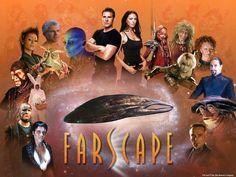 Farscape Characters   Farscape Cast by ~DevilDogStudio on deviantART