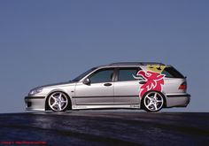 Saab Sport Wagon With Large Griffin Decal Sports Wagon, Saab 900, Modified Cars, My Ride, Volvo, Cars And Motorcycles, Cool Cars, Dream Cars, Cars