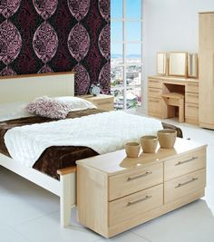 Sherwood Maple Bedroom Furniture