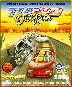 Turbo Out Run (1989)
