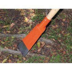 4 in. Scraper/Chopper with Wood Handle Garden Trowel, Garden Tools, Garage Solutions, Stump Removal, Digging Tools, Outdoor Tools, Outdoor Ideas, Harbor Freight Tools, Tree Roots