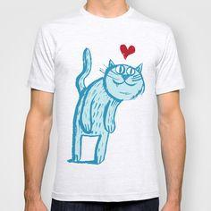 Luuuurv Cat T-shirt