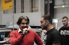 EC-Boxing wird am 25. April, zusammen mit Sauerland Event, in der Berliner Columbiahalle, die Fetzen fliegen lassen.