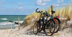 Graal-Müritz: Regenerieren, Rhododendren und Radtouren