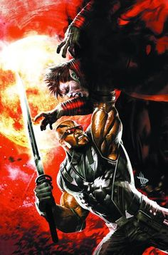 Blade – (Marvel – The Tomb of Dracula) - Van Helsing may have already been the most recognizable vampire hunter but it was Gene Colan and Marv Wolfman who would give us the Daywalker back in 1973 in The Tomb of Dracula #10.