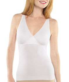 df62d8c13 Love Your Assets White Cool Control Shaper Camisole - Women   Plus. Women s  ShapewearSpanxHosieryV NeckCurvyLeggingsTank TopsBraLingerie