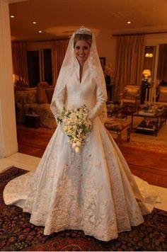 Sandro Barros Wedding Dress Gown