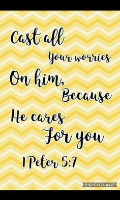 Everyday I'll post a new bible verse
