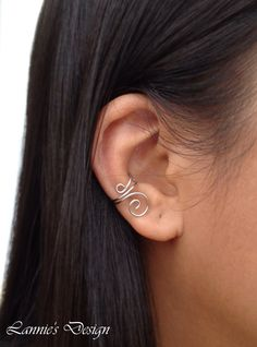 A personal favorite from my Etsy shop https://www.etsy.com/listing/208077431/sterling-silver-ear-cuff-catilage