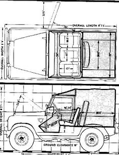 40 best land rover series images on pinterest land rovers land 1970 Chevy Kingswood Station Wagon risultati immagini per technical drawing land rover