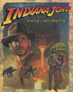 Resultado de imagen de indiana jones fate of atlantis