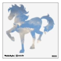 Clouds Room Sticker by Natural View $20.35